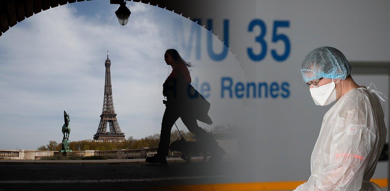 Κορονοϊός: Σε κατάσταση έκτακτης ανάγκης η Γαλλία - Απαγόρευση κυκλοφορίας σε Παρίσι και άλλες πόλεις