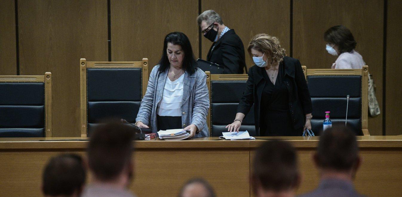 Δίκη Χρυσής Αυγής: 13 χρόνια στο διευθυντήριο της εγκληματικής οργάνωσης