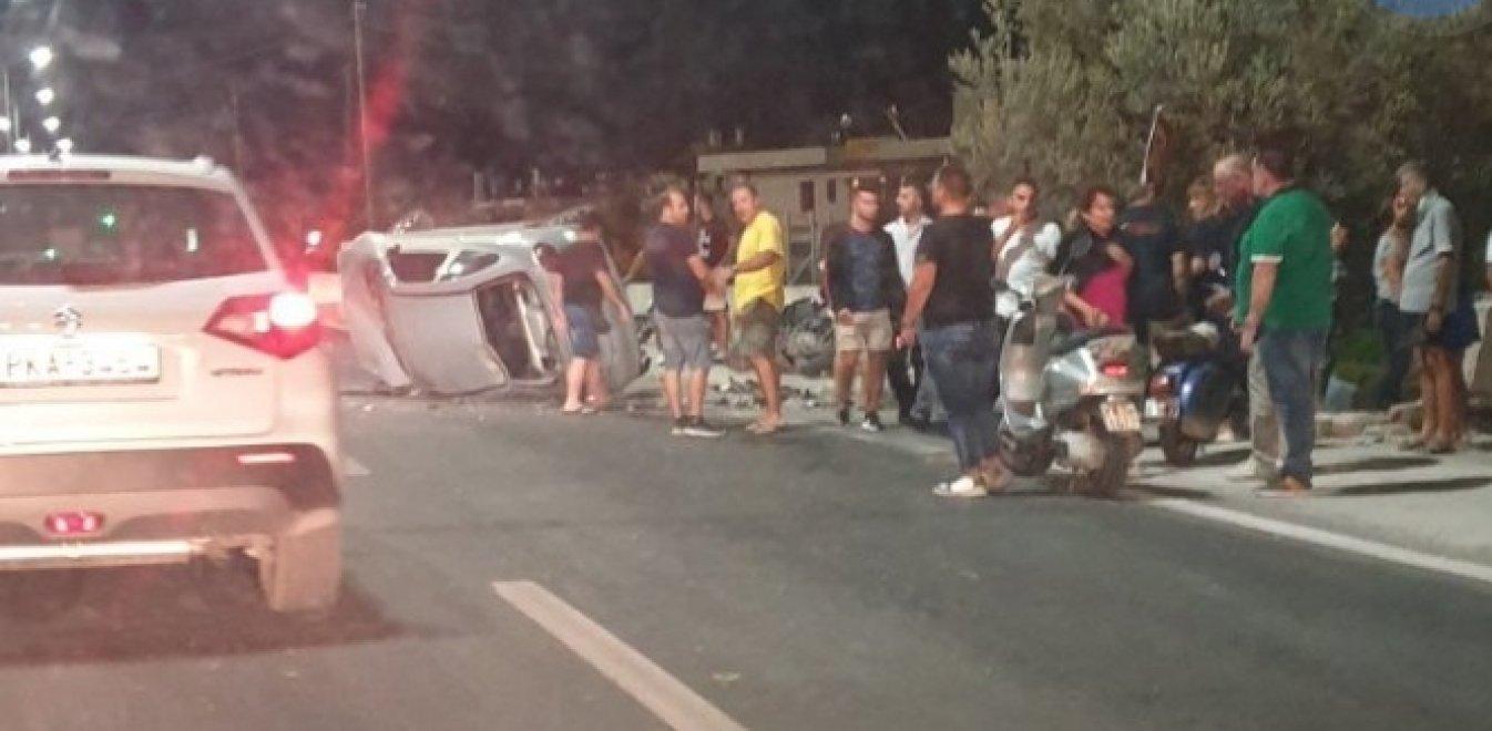 Ρόδος: Νεκρός 43χρονος - Πήγε να βοηθήσει σε τροχαίο και τον σκότωσε διερχόμενο όχημα