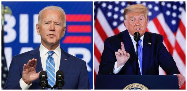 Εκλογές ΗΠΑ : Απορρίφθηκε το αίτημα Τραμπ για παύση της καταμέτρησης σε δύο πολιτείες