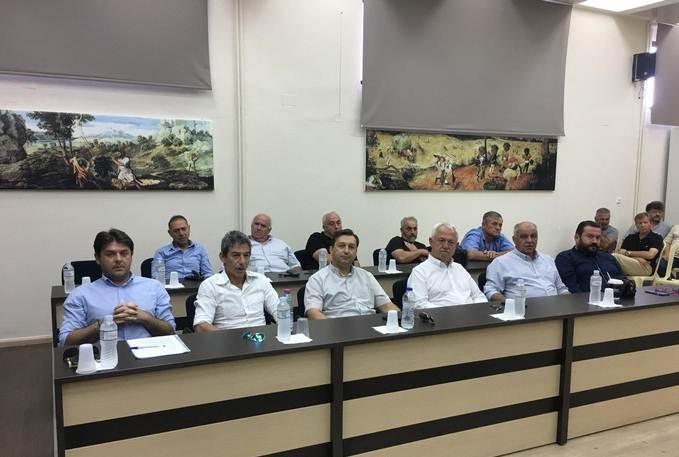 Συνεδριάζει η Οικονομική Επιτροπή του Δήμου Μετεώρων