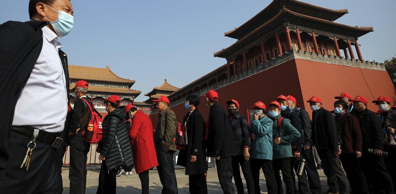 Πώς σταμάτησε η Κίνα την εξάπλωση;