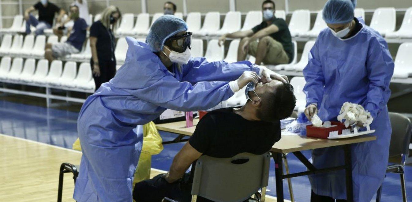 Κορονοϊός: Άνοιξαν 14 αθλήματα, ελπίδα να ανοίξουν και τα ομαδικά με υγειονομικά πρωτόκολλα