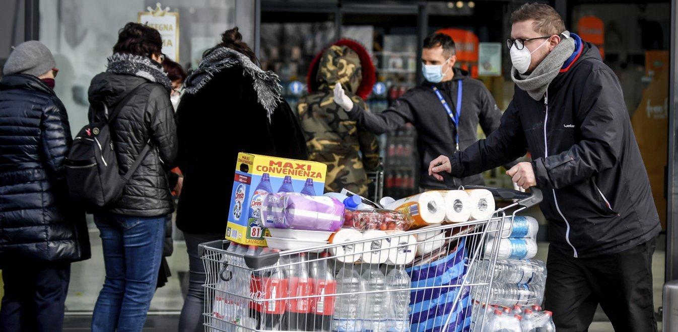 Κορονοϊός - Lockdown: Ποια προϊόντα δεν θα πωλούν τα σούπερ μάρκετ