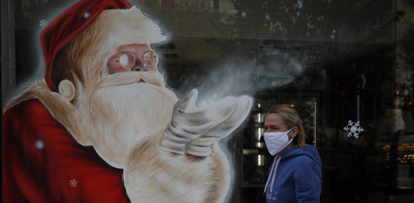 Κορονοϊός: Έλεγχο της πανδημίας το 2021 βλέπει ο ΠΟΥ - Προσοχή στις γιορτές των Χριστουγέννων