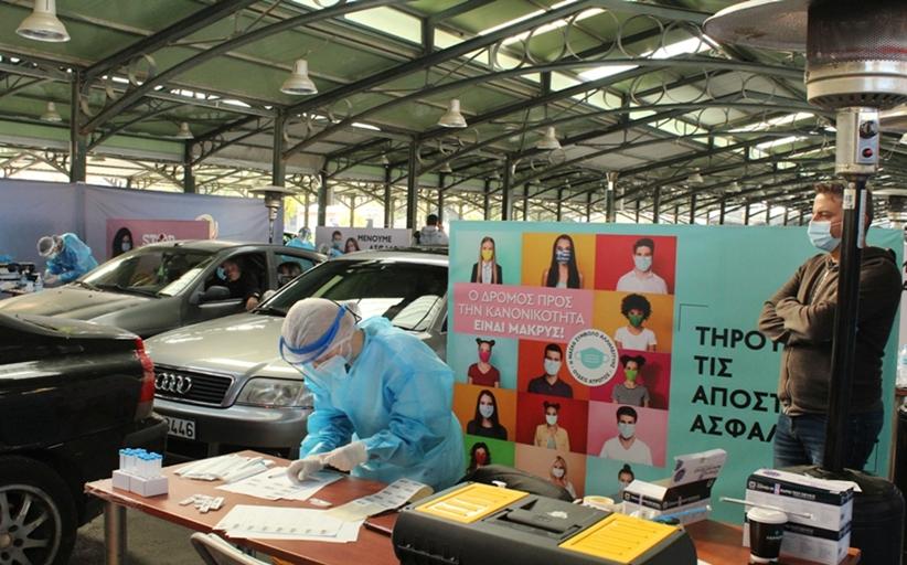 Κ. Αγοραστός:Νέα «Drive through testings» για τον κορωνοιό σε Τρίκαλα, Βόλο, Καρδίτσα και έδρες Δήμων της Π.Ε. Λάρισας