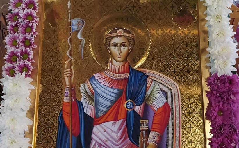 Ιερός Ναός Αγίου Δημητρίου Διάβας - Νέα μέτρα για την πανδημία