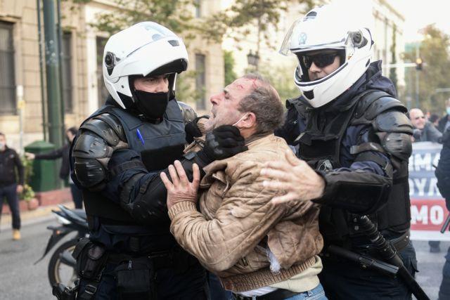 Καταγγέλουμε τον αυταρχισμό στην συγκέντρωση του Πολυτεχνείου στην Αθήνα