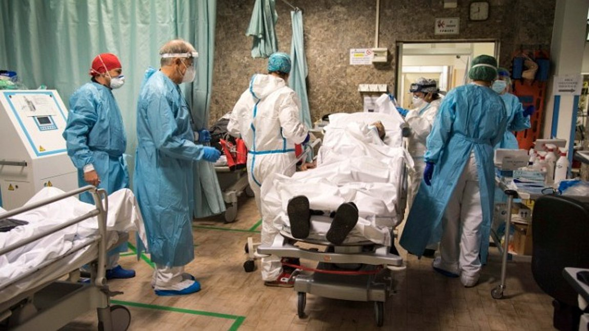 ΕΟΔΥ: 1.044 νέα κρούσματα κορωνοϊού -  85 νεκροί - 600 διασωληνωμένοι -