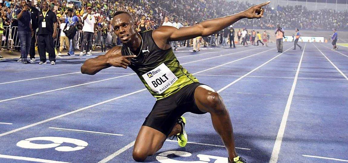 Ο Γιουσέιν Μπολτ αποκάλυψε ότι υπάρχει ταχύτερος άνθρωπος από εκείνον και είναι ποδοσφαιριστής!