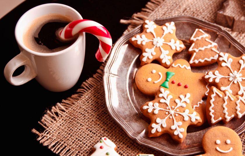 Εύκολα Χριστουγεννιάτικα μπισκότα με μπαχαρικά...
