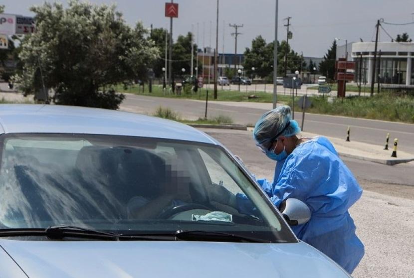 «Drive through testing» την Παρασκευή 27/11 στο χώρο της Εμποροπανήγυρης στην Καλαμπάκα...