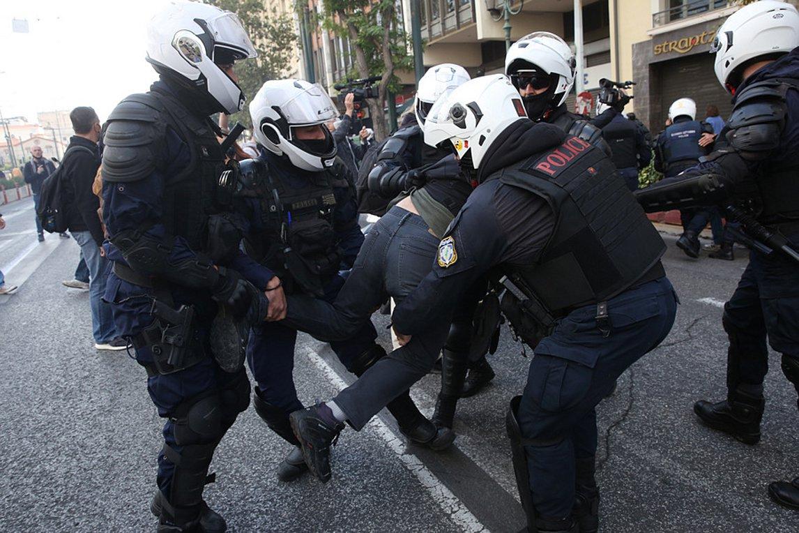 Υπ. Προστασίας του Πολίτη για τα επεισόδια: Κανένα «όργιο αστυνομικής βίας»