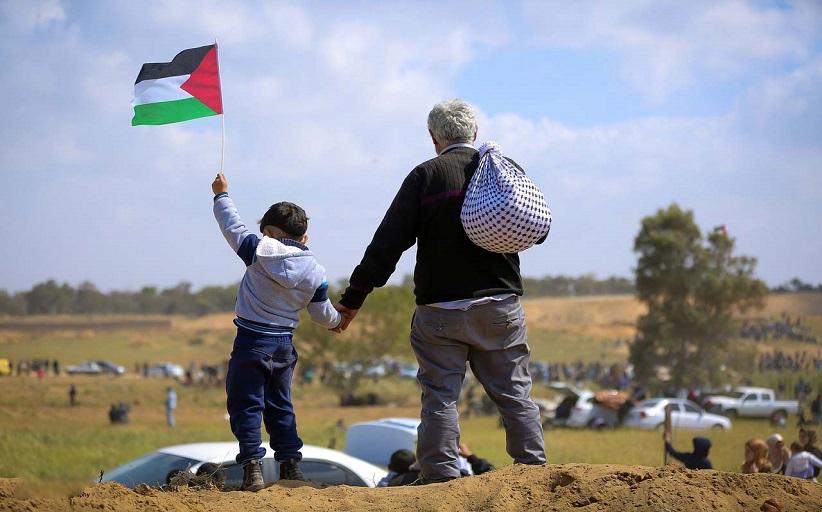 Μήνυμα αλληλεγγύης της ΟΓΕ  στο δίκαιο αγώνα του παλαιστινιακού λαού