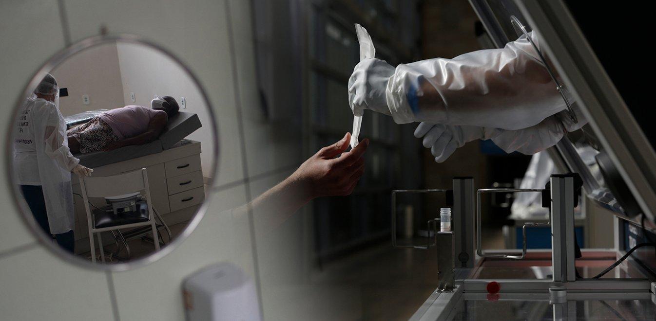 Κορονοϊός: 2.384 νέα κρούσματα, 263 ασθενείς στις ΜΕΘ, 41 θάνατοι