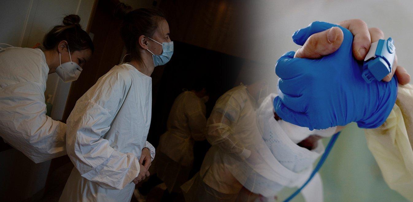 Κορονοϊός: 2.311 κρούσματα και 108 νεκροί σε 24 ώρες - 522 οι διασωληνωμένοι - 36 κρούσματα στα Τρίκαλα
