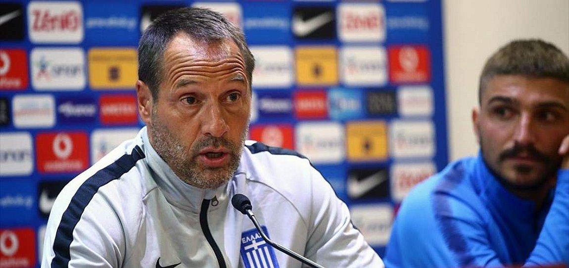 Δηλώσεις που προκαλούν αίσθηση από Φαν Σιπ για Εθνική και ελληνικό πρωτάθλημα