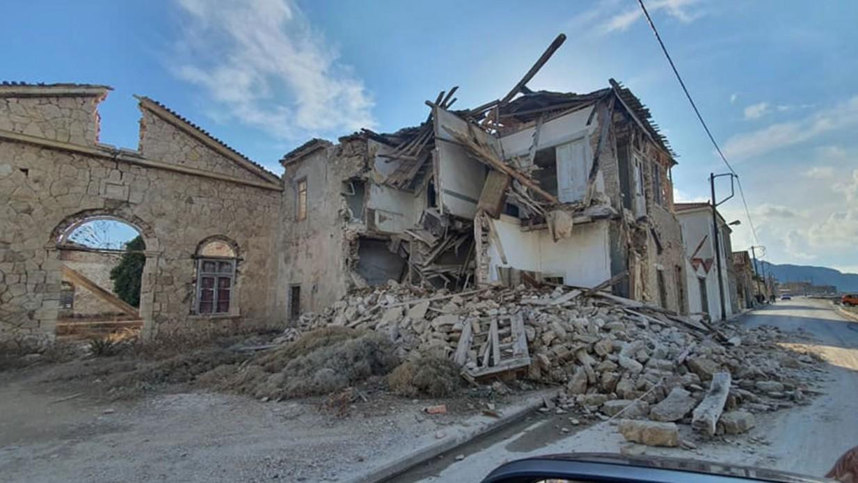 Μήνυμα συμπαράστασης του δημάρχου κ. Αλέκου Θεόδωρου προς το Δήμο της Ανατολικής Σάμου