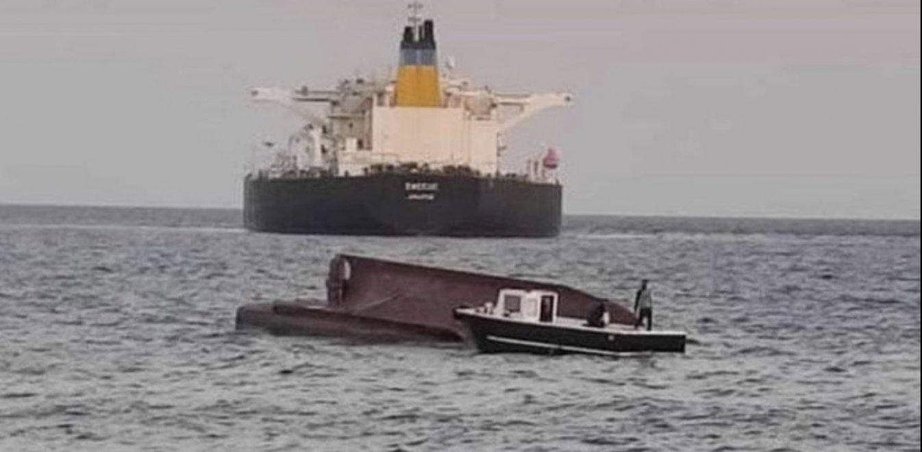 Νεκροί 4 Τούρκοι ψαράδες από τη σύγκρουση του αλιευτικού με το ελληνικό τάνκερ