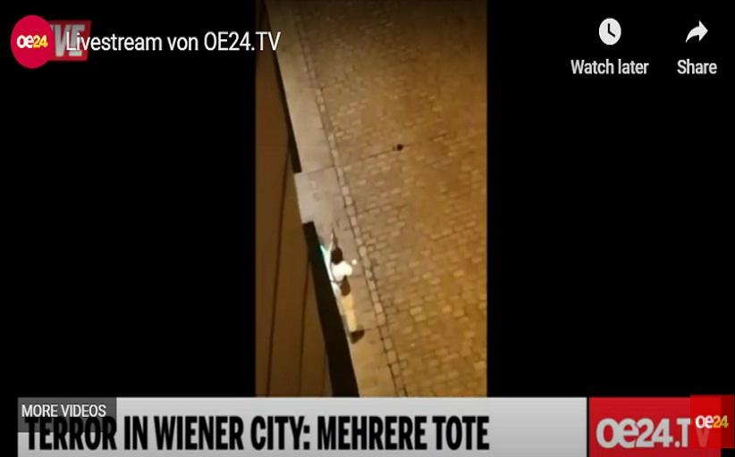 Βιέννη: Μακελειό με 7 νεκρούς - Πυροβολισμοί στην πόλη