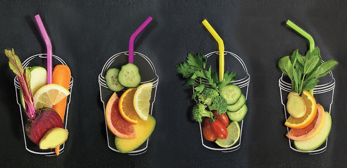Φρούτα και λαχανικά: Αγαπημένη καθημερινή συνήθεια!