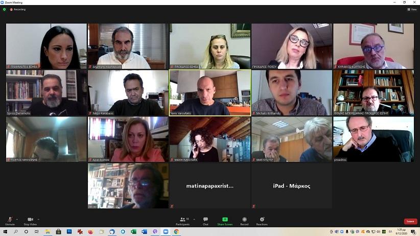 Μηνύματα αλληλεγγύης και συμπαράστασης στη σημερινή απεργία από τα 600.000 μέλη της Διεθνούς Ομοσπονδίας Δημοσιογράφων