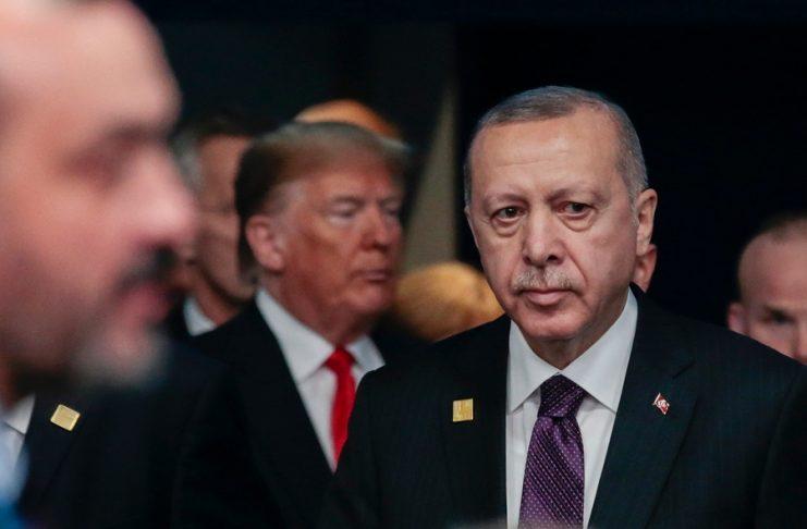 Κυρώσεις κατά της Τουρκίας για τους S-400 επέβαλαν οι ΗΠΑ