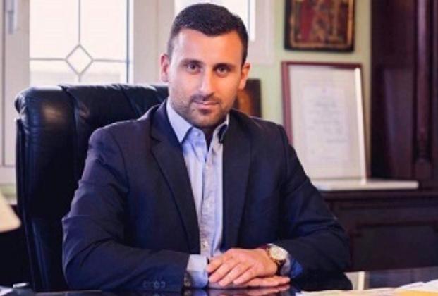 Ευχές του Διοικητή της Δομής Προσωρινής Υποδοχής Πολιτών Τρίτων Χωρών Βέροιας Ελευθέριου Ν. Αβραμόπουλου