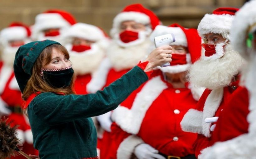 Αύριο τα μέτρα για Χριστούγεννα - Πιθανό σκληρότερα την Πρωτοχρονιά