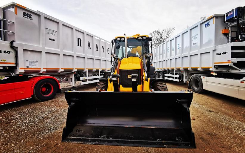 Νέος εξοπλισμός για τα απορρίμματα στον Δήμο Τρικκαίων