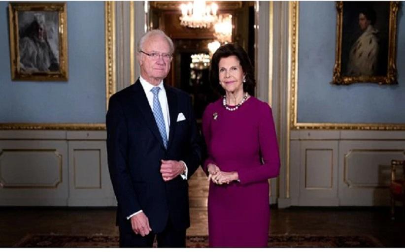 Ο Βασιλιάς της Σουηδίας ομολογεί: