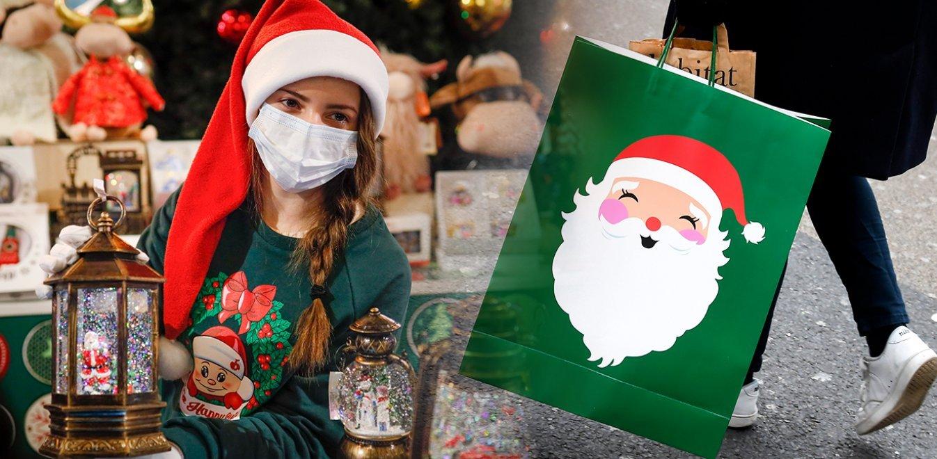 Κορονοϊός: «Φρένο» λοιμωξιολόγων στο άνοιγμα καταστημάτων στις 14 Δεκεμβρίου