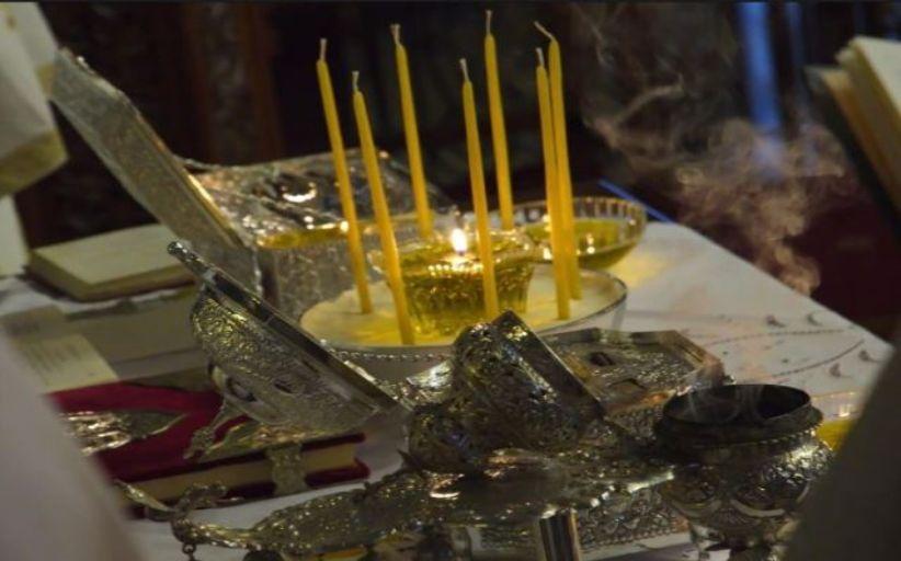 Ιερό Ευχέλαιο στην ενορία της Διάβας