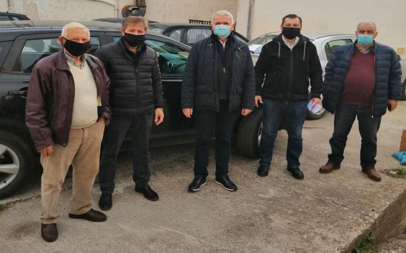 Επισιτιστική βοήθεια από το Δήμο Μετεώρων προς συμπολίτες μας...