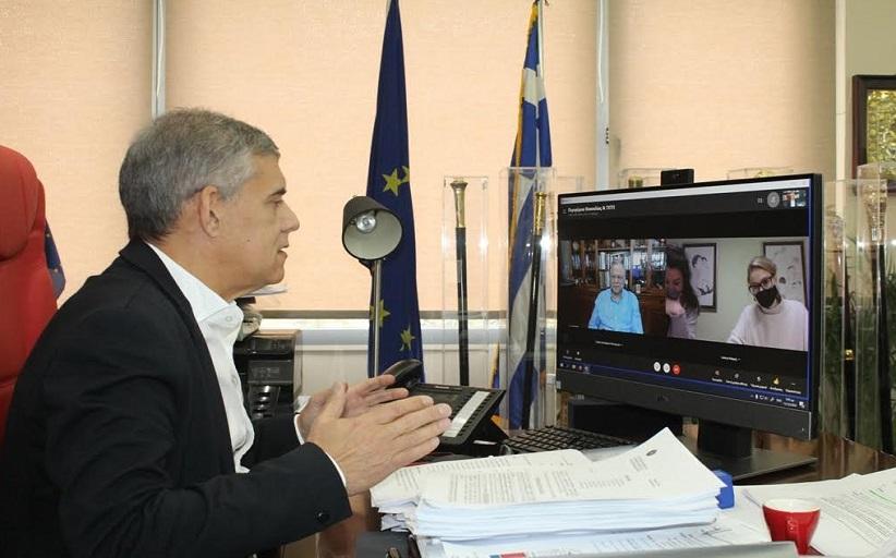 Σύμφωνο συνεργασίας μεταξύ της Περιφέρειας Θεσσαλίας και του Οργανισμού «Το Χαμόγελο του Παιδιού»