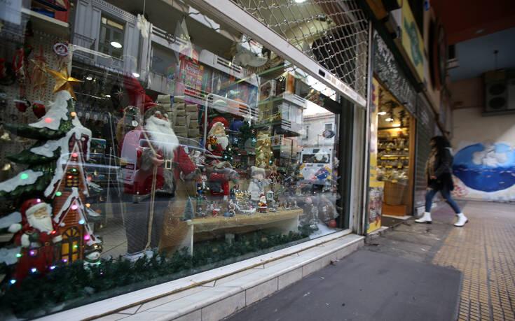 Ανοιχτά σούπερ μάρκετ και μαγαζιά με click away την τελευταία Κυριακή του χρόνου