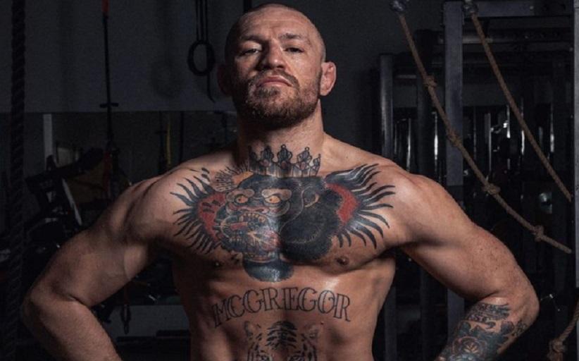 Conor McGregor: Πιο... κομμάτια από ποτέ