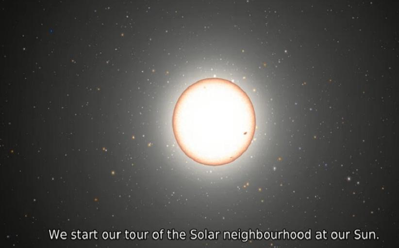 Εντυπωσιακές εικόνες από τον γαλαξία μας: Το τηλεσκόπιο Gaia χαρτογράφησε δύο δισεκατομμύρια άστρα