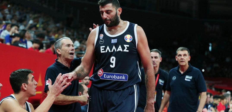 Μπάσκετ: Παίκτης του Περιστερίου ο Γιάννης Μπουρούσης