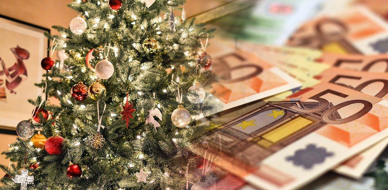Δώρο Χριστουγέννων: Σε δόσεις φέτος - Πώς θα το λάβουν όσοι είναι σε αναστολή