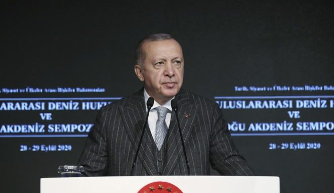 Ξεσάλωσε ο Ερντογάν: