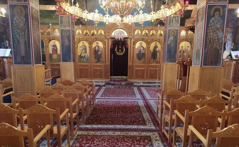 Πρόγραμμα εορτής Χριστουγέννων & Θεοφανείων στην ενορία Αγίου Δημητρίου Διάβας