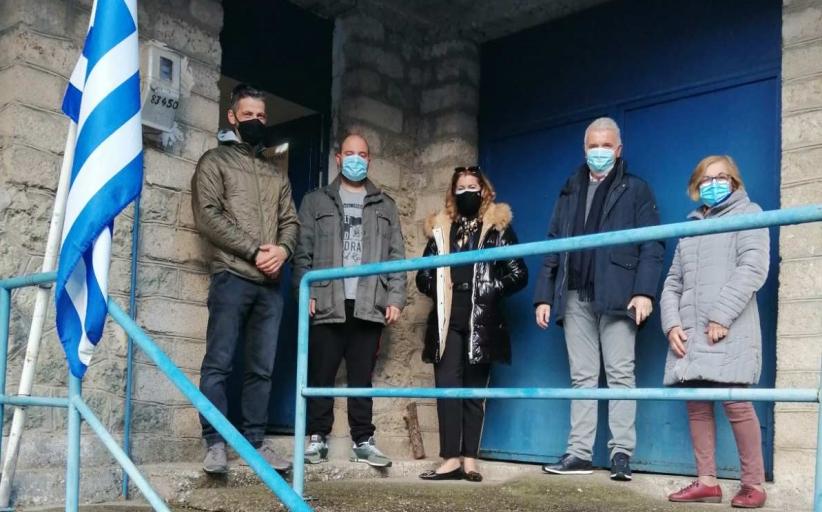 Rapid test πραγματοποιήθηκαν σε Διάβα και Καστράκι