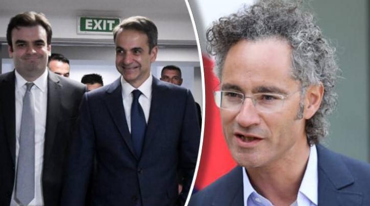 ΣΥΡΙΖΑ-Π.Σ: Γιατί η κυβέρνηση κράτησε τη συνεργασία με την Palantir μυστική από τον ελληνικό λαό;