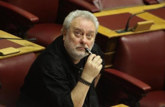 Στη Βουλή προσελήφθη ο Γρηγόρης Ψαριανός.
