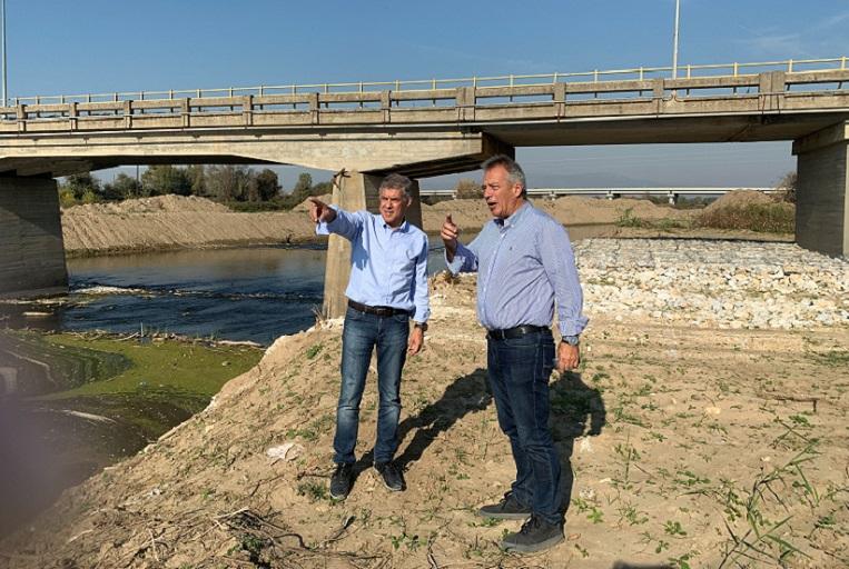 ΠΕ Θεσσαλίας: Κατασκευή Λιμνοδεξαμενής για  άρδευση