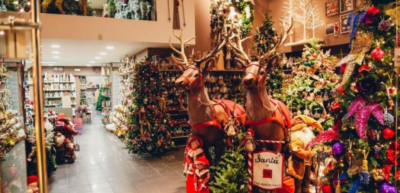 Ανοίγουν 7 Δεκεμβρίου τα καταστήματα με χριστουγεννιάτικα είδη