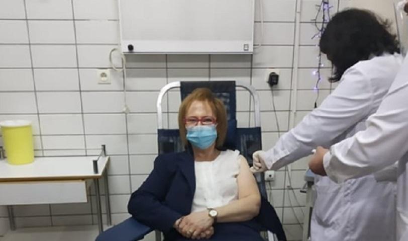 «Έναρξη εμβολιασμού για τον COVID-19» στο Νοσοκομείο Τρικάλων