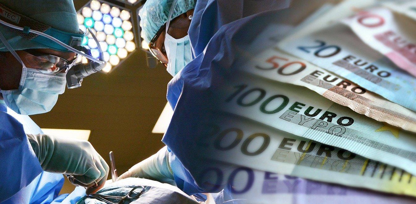 Θεσσαλονίκη: «Χειροπέδες» σε γιατρό του ΙΚΑ για φακελάκι