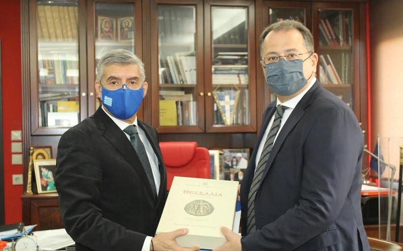 Πρόταση για τη μετεξέλιξη της σε Smart Region καταθέτει η Περιφέρεια Θεσσαλίας...